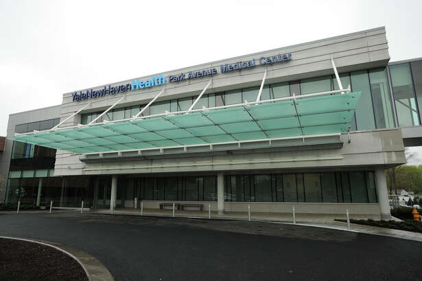 Yale New Haven Health System's new Park Avenue Medical Center at 5520 Park Avenue in Trumbull.