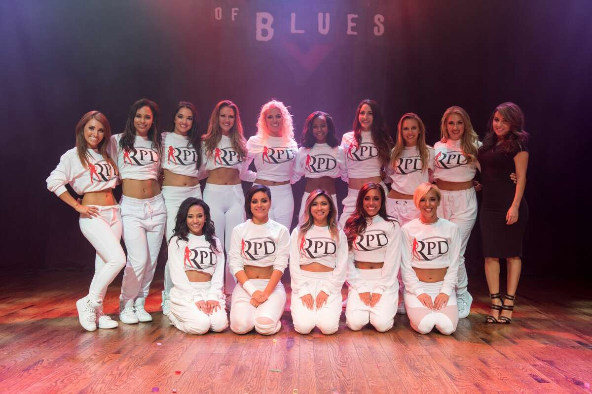 PHOTOS: Meet the 2017-17 Houston Rockets Power Dancers The complete 14-member Rockets Power Dancers were chosen Monday night at House of Blues. Browse through the photos to meet each member of the dance team.