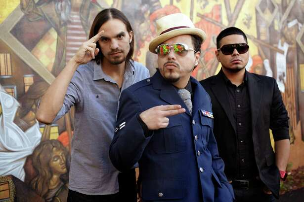 Locos Por Juana takes the stage Thursday at Stereo Live.