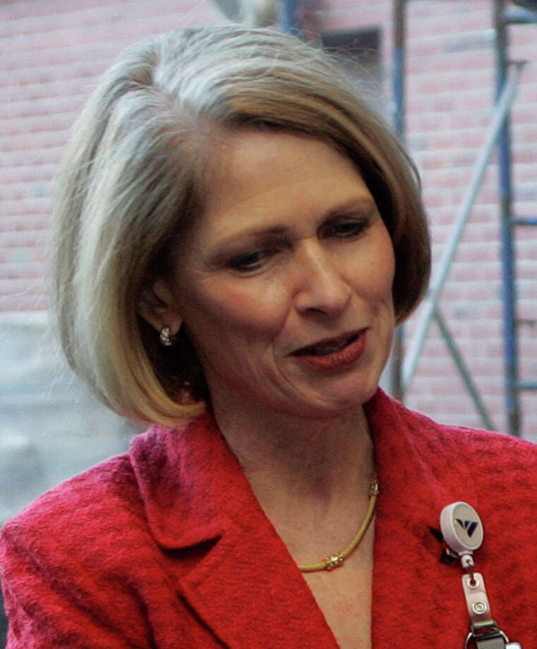 Marna Borgstrom, president and CEO of Yale New Haven Health SystemSalary$2,749,681Benefits: $860,669Total: $3,610,350 (top-paid in system) Photo: Associated Press File Photo /  Associate Press