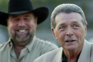 """After the release of """"Urban Cowboy"""" in 1980, the careers of Johnny Lee, left, and Mickey Gilley went into overdrive. Both would go on to hit the country charts on a regular basis during the next decade."""