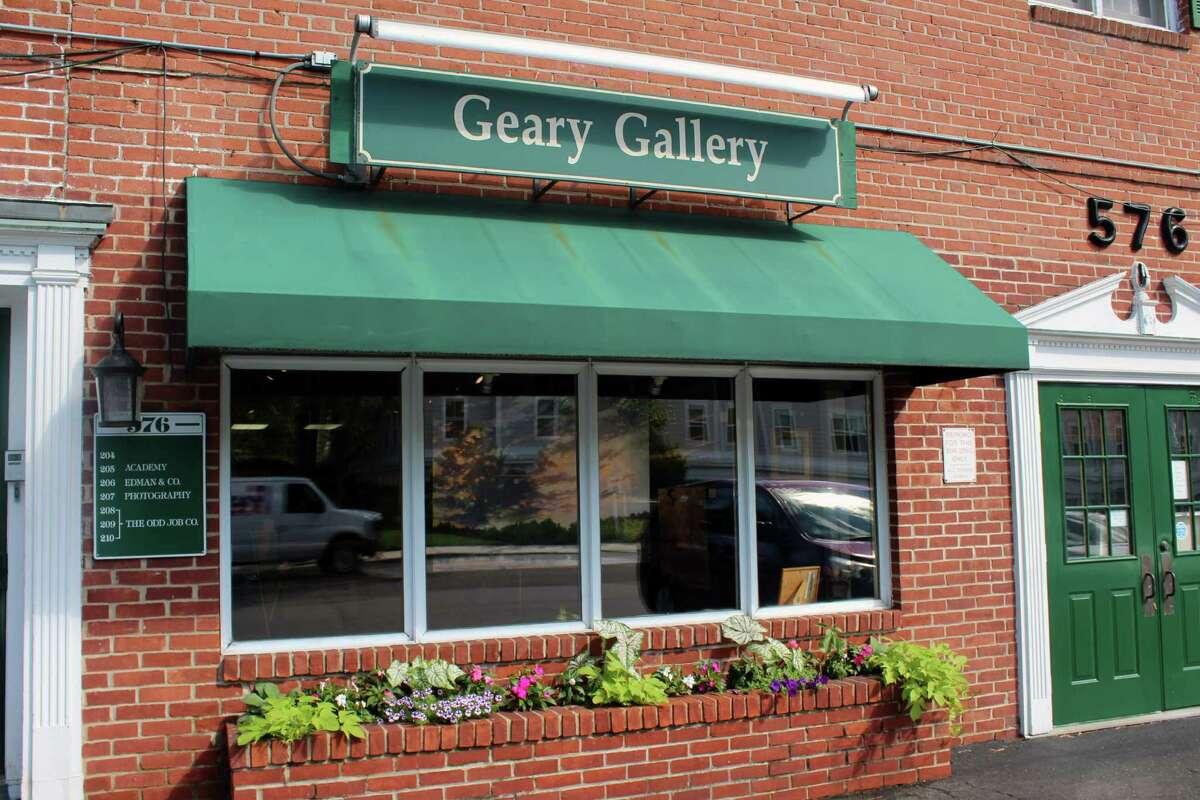 The Geary Gallery, Darien, Conn., July 19, 2016.