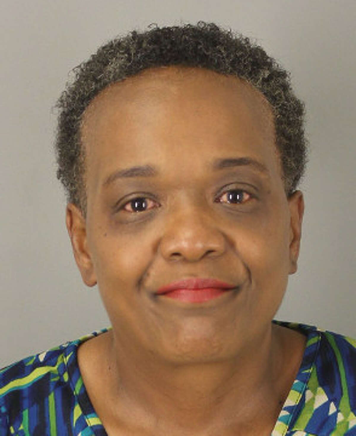 Debra Ambroise, 55,was terminated in July from her position in the Port Arthur Transit Department after she was arrested on felony charges of theft by a public servant and tampering with a government record.