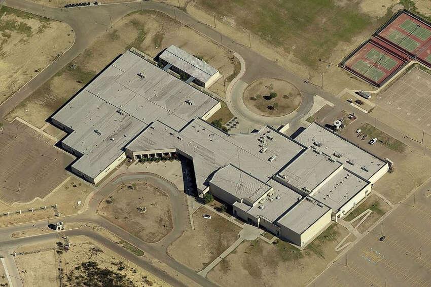 30. CC Winn High School: 1237Eagle Pass ISDMath: 433Reading: 410Writing: 394