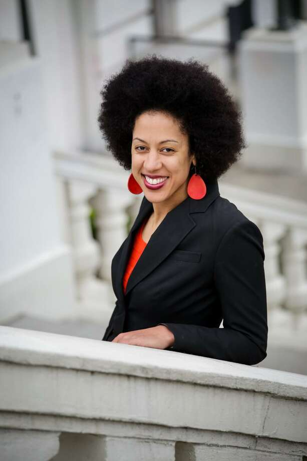 Erin Jones, an eloquent, multilingual rookie seeks the often-thankless job of state Superintendent of Public Instruction.  Photo: Submitted Photo