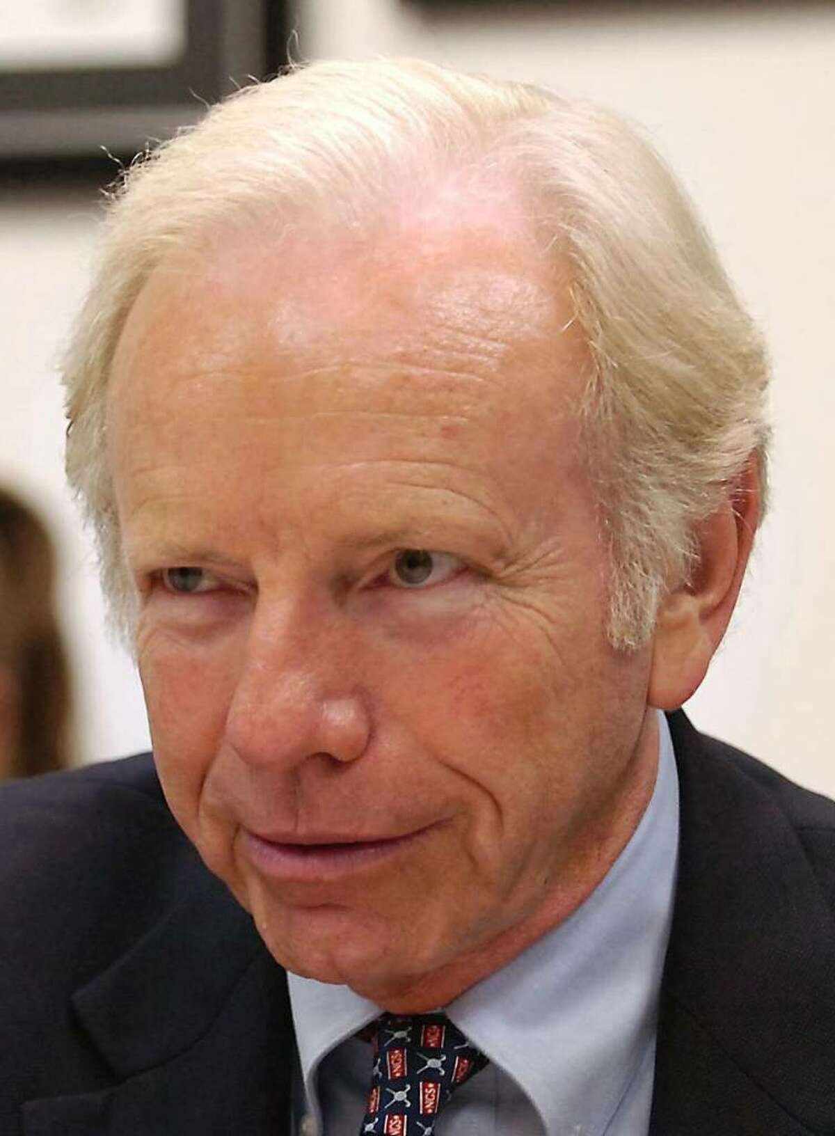 U.S. Sen. Joseph Lieberman is scheduled to hold a fundraiser for embattled Senate Majority Leader Harry Reid in Greenwich Sunday, May 2.
