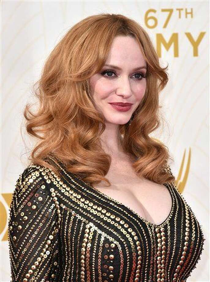 "Christina Hendricks' Sexy Waves ""Hendrick's 