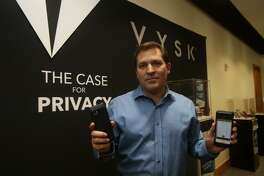 Vysk Communications CEO Victor Cocchia said the start-up company has faced financial hurdles but has succeeded in developing a privacy case for iPhones that will prevent eavesdropping and hacking.