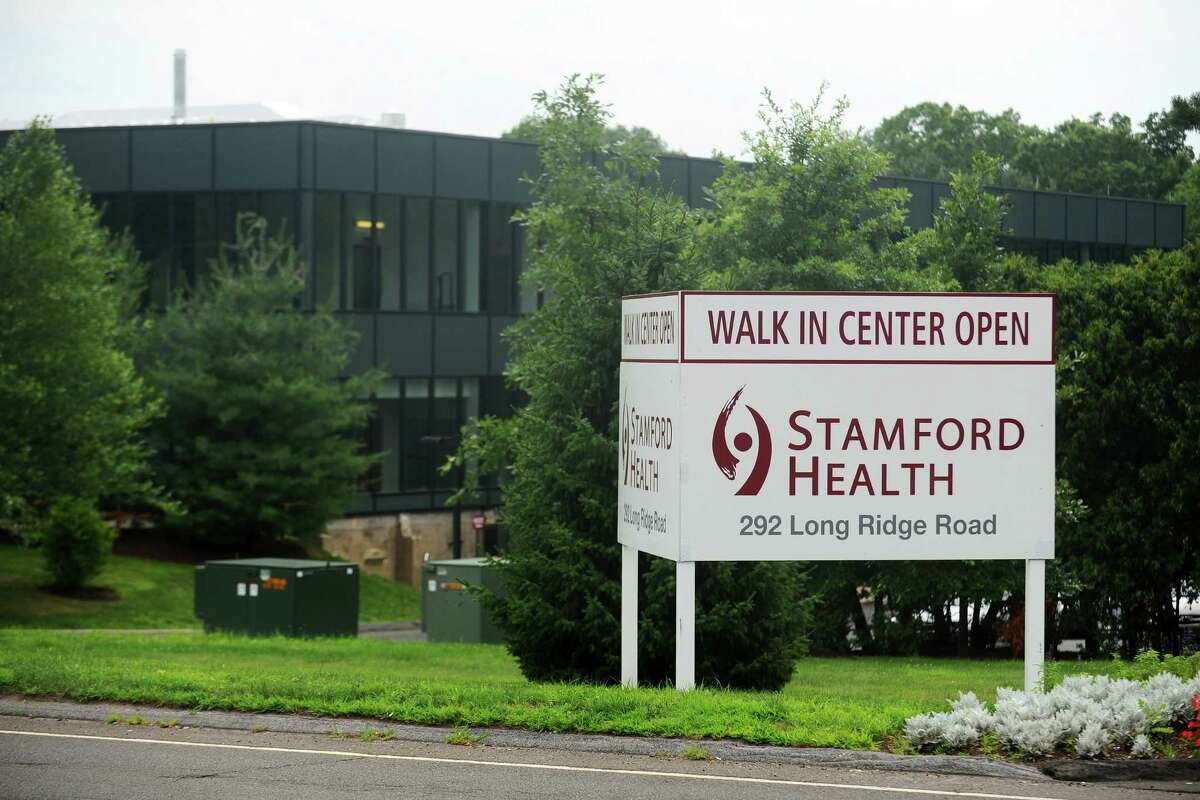 The Stamford Health medical building, located at 292 Long Ridge Road, has sold for $17.75 million. Photographed on Monday, July 18, 2016.