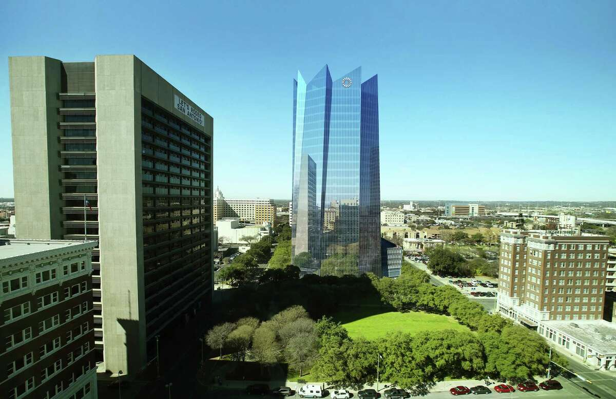 Frost Tower is downtown San Antonio's first new office tower in nearly 30 years.