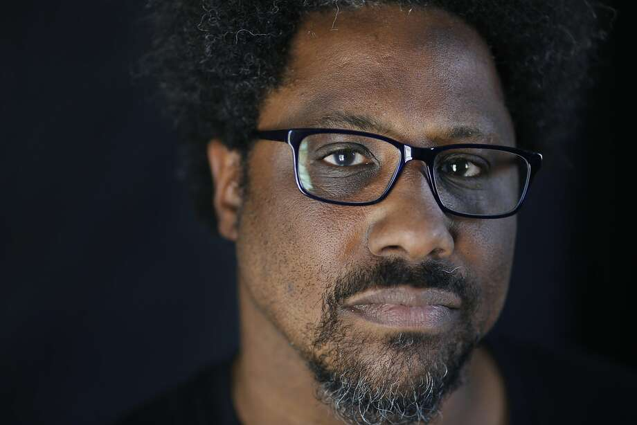 W. Kamau Bell book tour swings through Oakland - SFGate