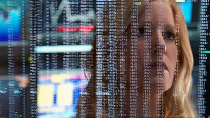 "Anna Gunn as Naomi Bishop in ""Equity"""