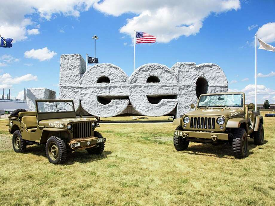 Jeep Celebrates Anniversary With New Military Themed Concept Vehicle
