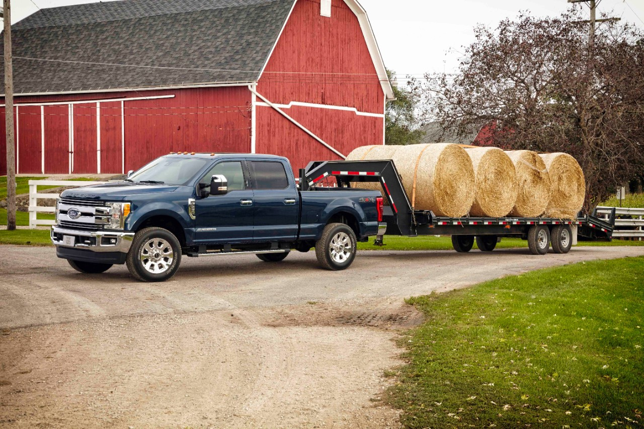 Ford strives for its best towing capacity truck in new F-Series Super Duty