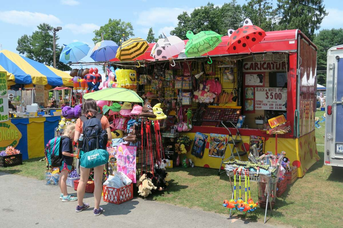 Were you at the Saratoga County Fair on Wednesday, July 20, 2016? For those who will attend this week, there are plenty of exhibits, rides, food stands, animals, and so much more.
