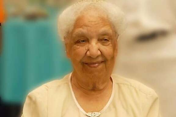 Genevieve Clark of Newark was born in Kansas on July 17, 1909.