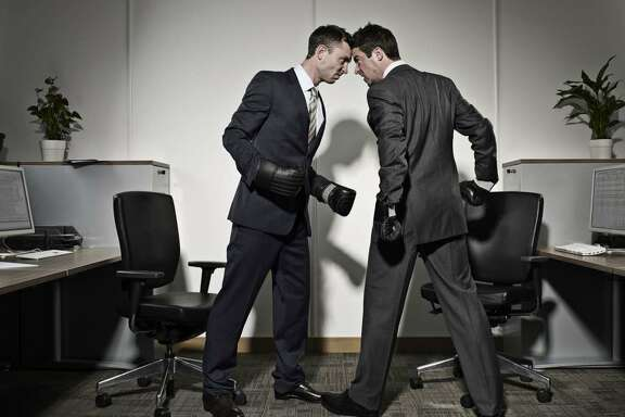 The workplace can sometimes seem like a boxing match between you and your boss.