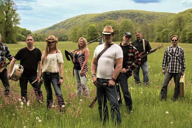 The Friends of Harrybrooke Park will host its second annual Bourbon, Brew & Q Music Festival Aug. 6 from 4 to 8 p.m. at Harrybrooke Park in New Milford. The event will feature food, and music by the Mason West Band and the Moonshine Band, above.