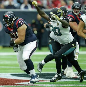hot sale online 96d63 13941 Texans left guard Xavier Su'a-Filo is determined to keep his ...