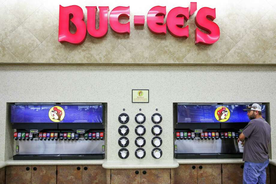 Stop at Love's instead of Buc-ee's:Sometimes you just don't have to pee and Buc-ee's is on the other side of the highway.  Photo: Michael Ciaglo Michael Ciaglo, Staff / © 2016  Houston Chronicle