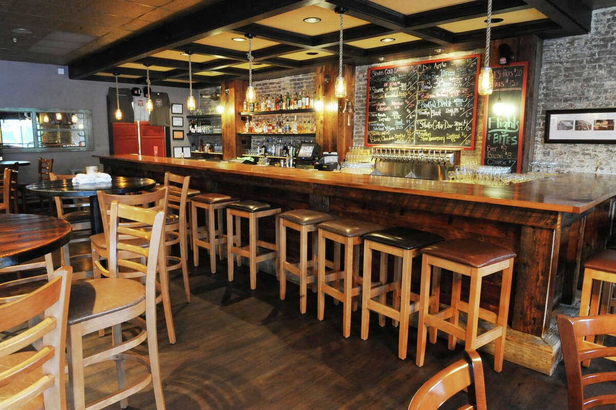 Interior of the Henry Street Taproom on Monday Feb. 25, 2013 in Saratoga Springs, N.Y. (Lori Van Buren / Times Union)