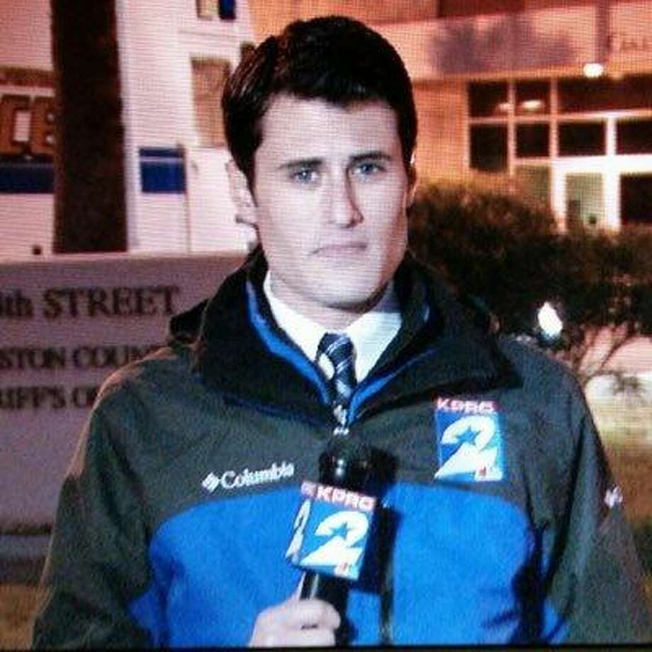 Jake Reiner is a reporter at KPRC. Photo: KPRC