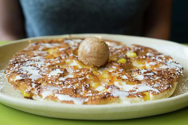 Snooze, an A.M. Eatery is now open in Montrose.    Snooze,anA.M.Eatery is now open in Montrose.