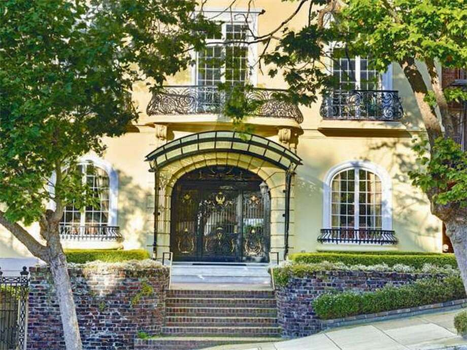 Nobody wants this mansion near San Francisco's 'Billionaire Row' that's on sale for $29 million