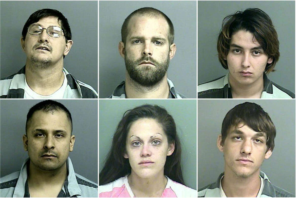 Click the gallery to see the fugitives sought by Montgomery County Crimes Stoppers as of Friday.