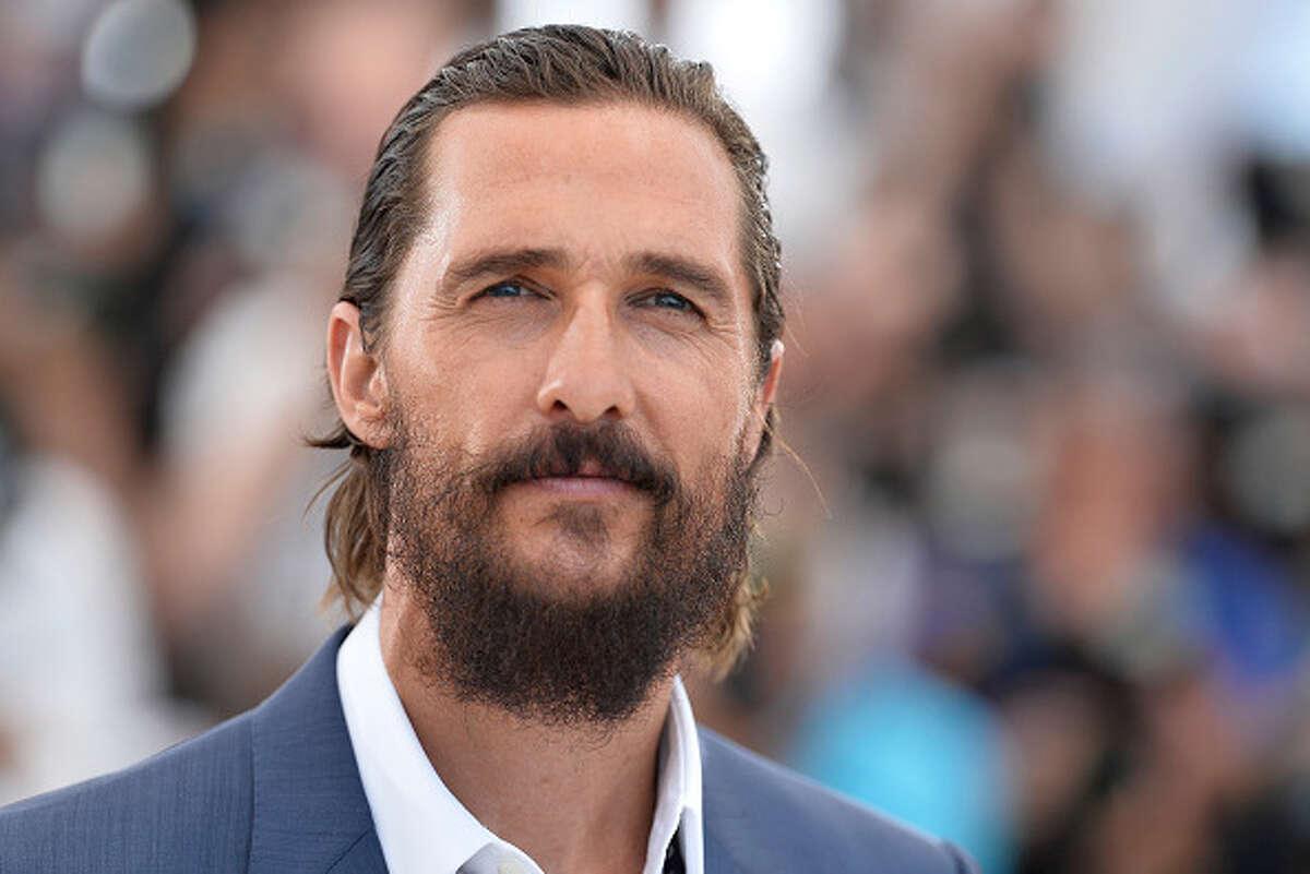 19. Matthew McConaughey -- $18,000,000