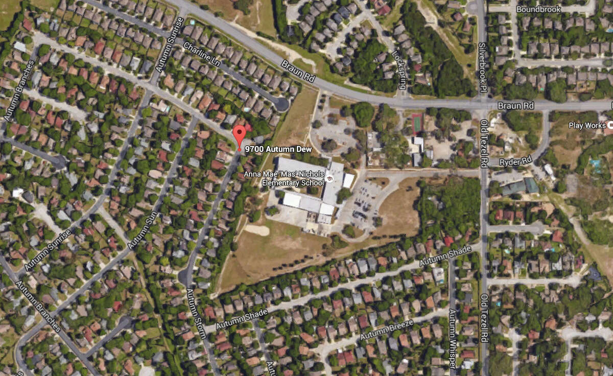 SAPD arrived at the 9700 block of Autumn Dew around 10 a.m. on Thursday, July 21, 2016, after the homeowner and his wife called police to report that a man was attempting to break into their home.