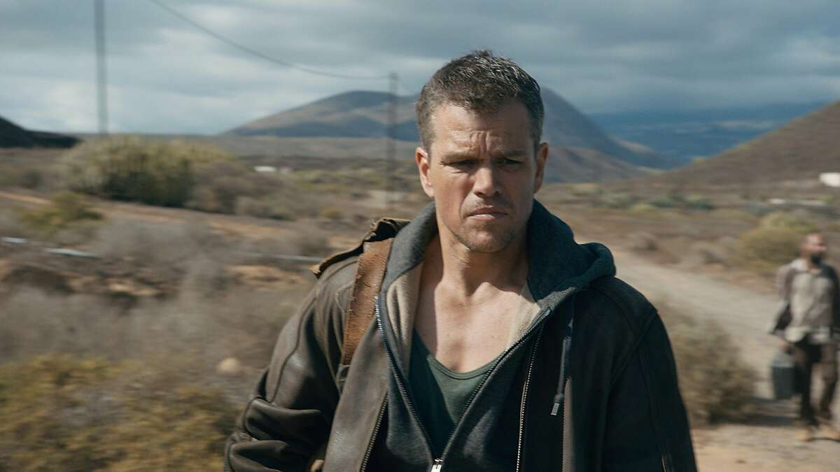 MATT DAMON returns to his most iconic role in