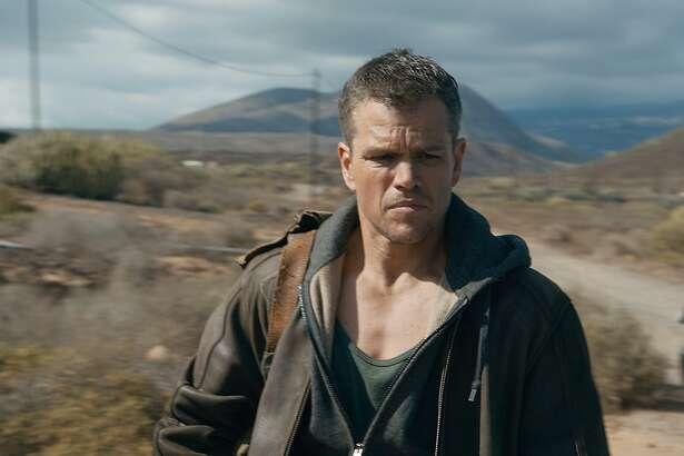 "MATT DAMON returns to his most iconic role in ""Jason Bourne."""