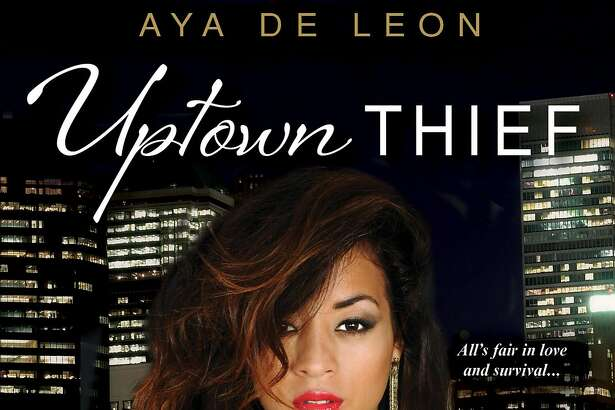 """Uptown Thief"" by Aya de Leon."