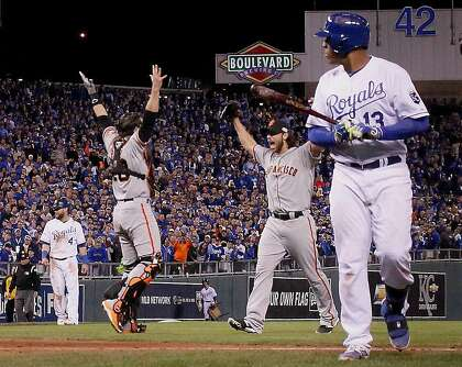 Giants' Bruce Bochy contemplating a 2014 World Series
