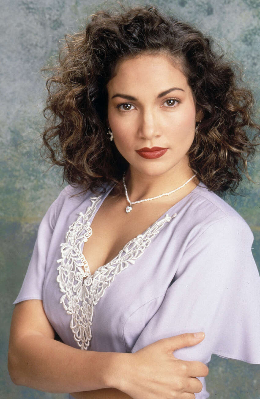 Then: Jennifer Lopez Jennifer Lopez, star of the CBS television series 'SECOND CHANCES,' is photographed in 1993.