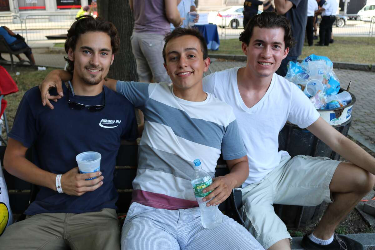 Were you Seen at Alive at Five watching Bloc Party with opening act Titanics at Tricentennial Park, Broadway and Columbia Street in downtown Albany on Thursday, July 21, 2016?