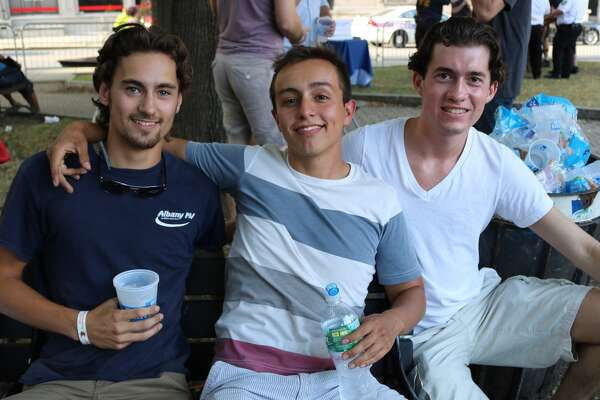 Were you Seen at Alive at Five watching Bloc Party with opening act  Titanics at Tricentennial Park, Broadway and Columbia Street in downtown  Albany on  Thursday, July 21, 2016 ?
