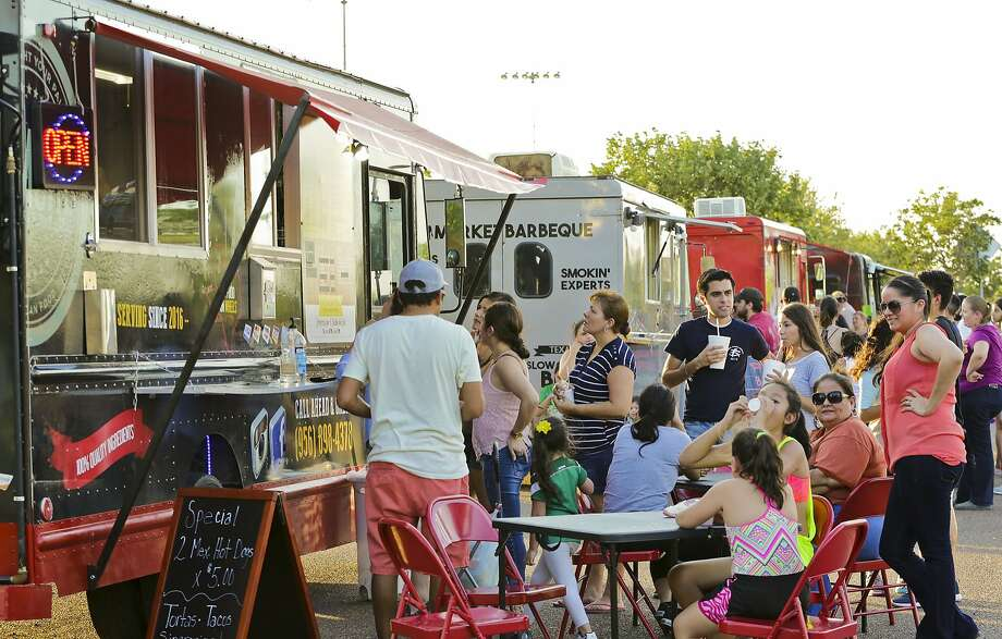 New England Food Truck FestivalWhen: Sept. 3 - Sept. 4Where: Mohegan Sun Resort and CasinoFind out more Photo: Victor Strife