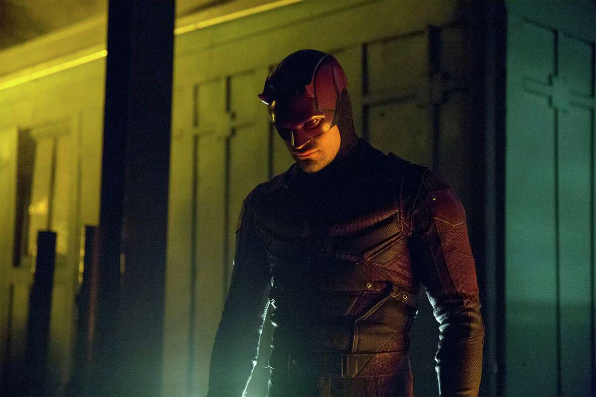10. Daredevil - Netflix About: Netflix tops this list with three of its top shows landing on the best of 2016 ranking. The streaming title about a blind, crime-fighting lawyer was the first series of Marvel Television shows that launched on Netflix and has since taken off.