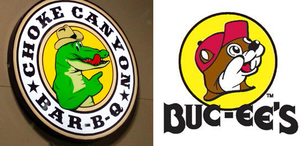 Buc Ee S Trademark Legal Battle With Choke Canyon Put On