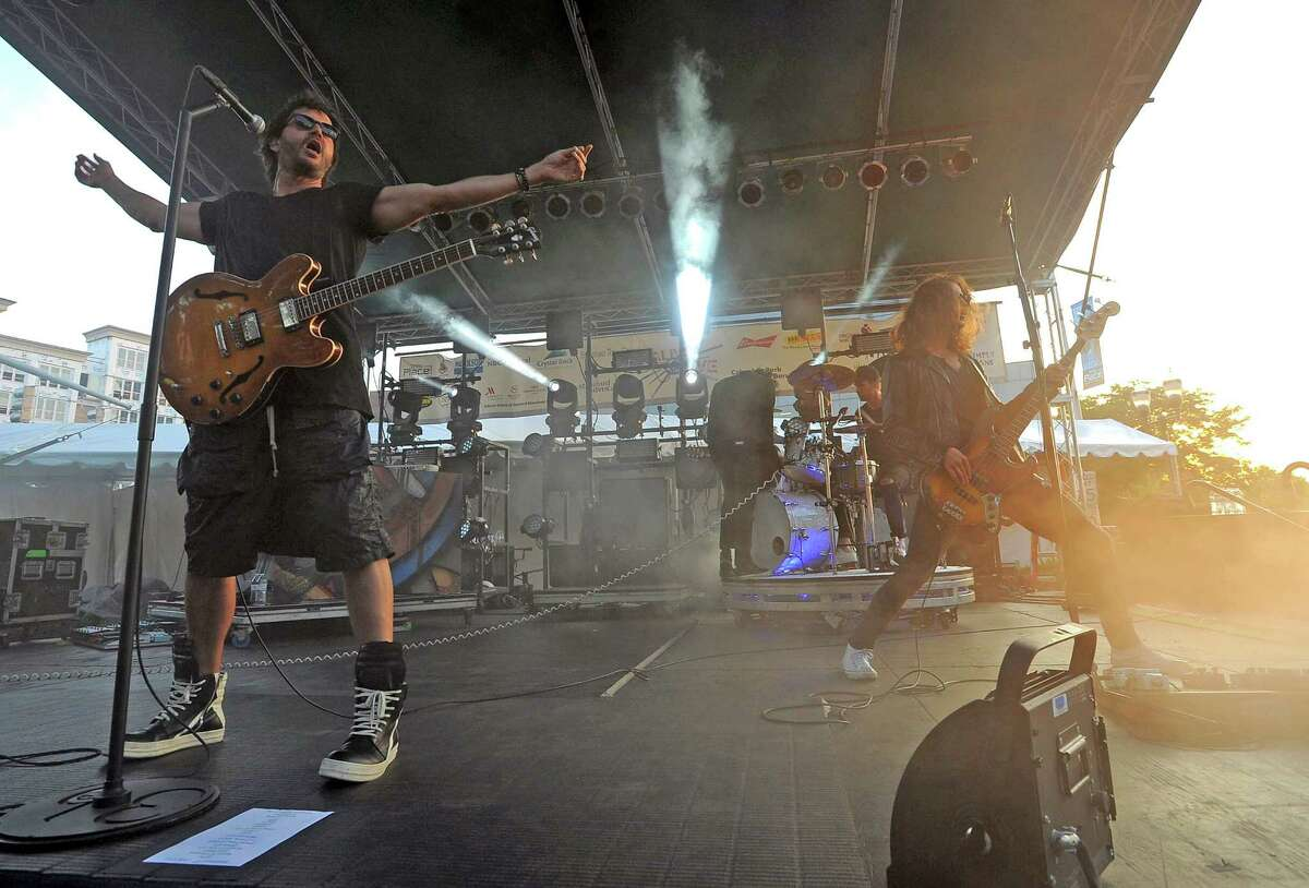 Third Eye Blind will return to the Alive@Five stage on Sept. 23. The last time the rock band performed for the series was 2016, appearing with The Shift before acrowd of nearly 9000. Read more