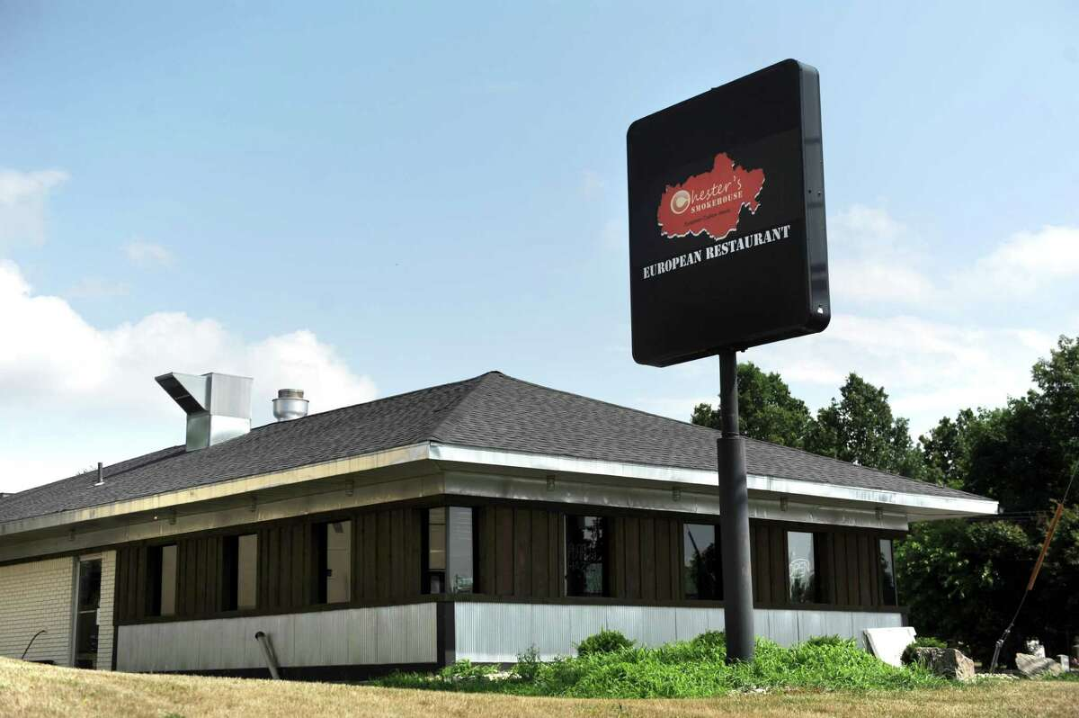The restaurant at 62 Vandenburgh Ave. was previously home to Chester's Smokehouse. (Cindy Schultz / Times Union)