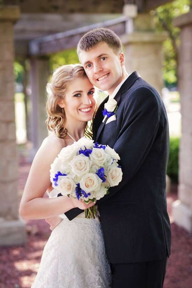 Michelle Kornder  and Tyler Youngquist