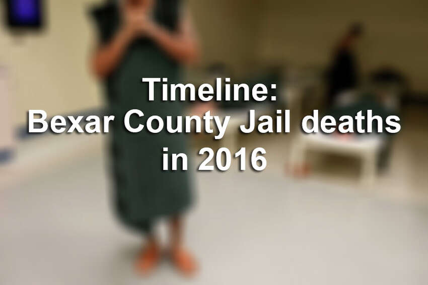 2016 was a shocking year for inmate deaths at the Bexar County Jail. At least five inmates died, from suicide or natural causes, in a span of four weeks.