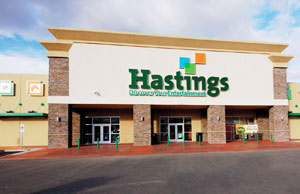 Hastings Entertainment plans on closing all its locations