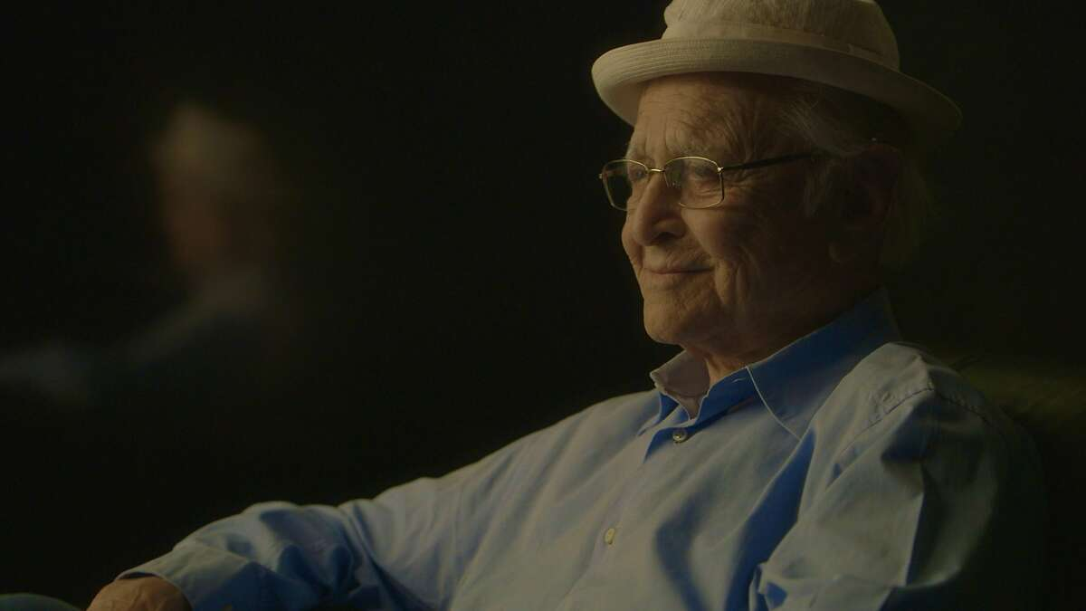Norman Lear, subject of the documentary