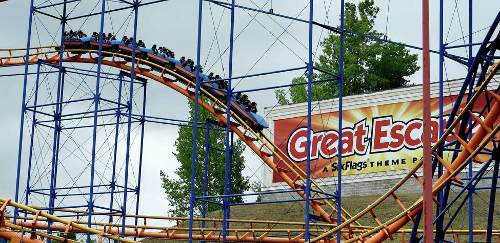 Spend the day at Great Escape in Lake George.
