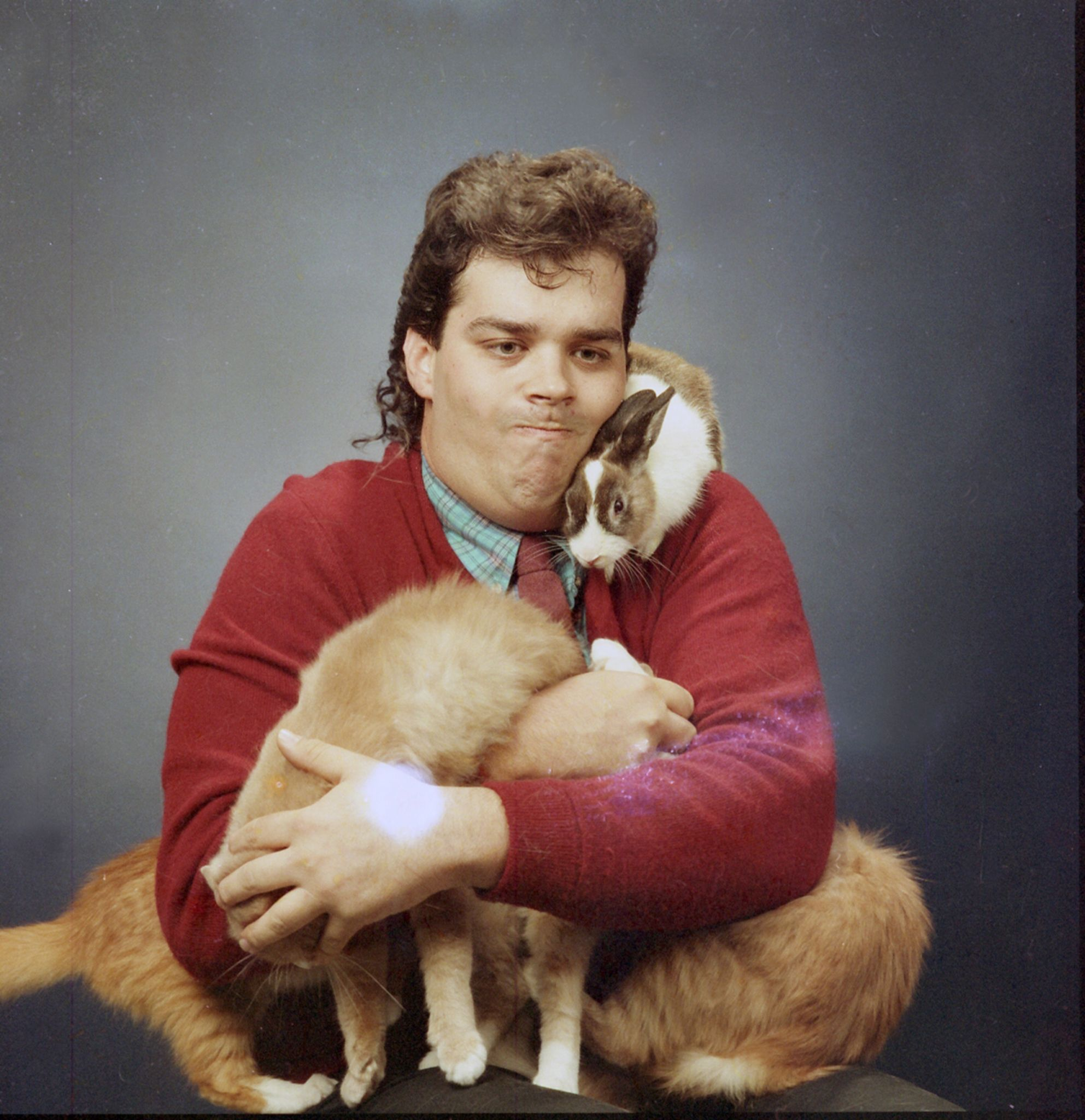 Pet Store Photoshoot
