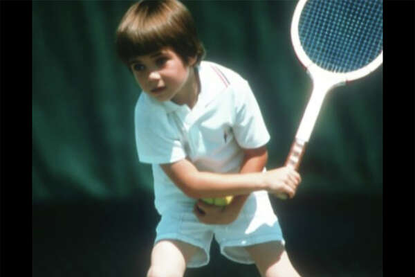 Andre Agassi   My story began in Las Vegas, where we dare to dream. Now I'm grateful... @NIKE #JUSTDOIT